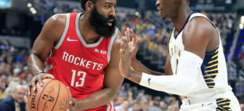 Nba Live Indiana Pacers Vs. Houston Rockets August 13, 2020, Philippine Time