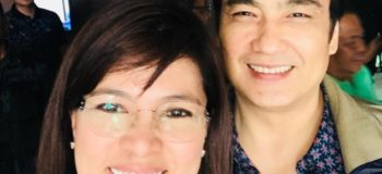 Lani Mercado Heartfelt Message to Husband Bong Revilla As he Fights his Battle for COVID-19