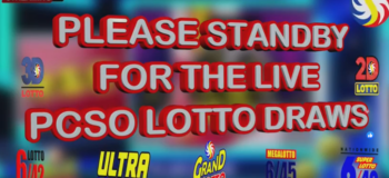 Watch LIVE: PCSO Lotto Results Draw September 24, 2020 (2:00 PM)
