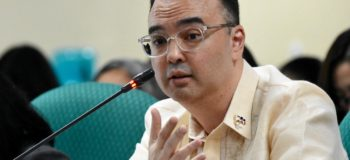 "Alan Peter Cayetano is Willing to Step Down If House Members No Longer Wants Him as Speaker, ""Bakit po tayo magpipilit?"""