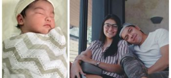 VIDEO: Carlo Aquino's Partner Trina Candaza Shared Her Pregnancy Journey