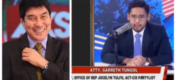 LOOK: Raffy Tulfo Proudly Called Atty. Garreth Tungol His Son-in-Law