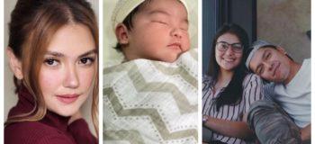 Angelica Panganiban Reacted to Ex-Boyfriend and New Parents Carlo Aquino and Trina Candaza
