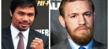 Manny Pacquiao To Donate Large Portions Of Earning From Fight With Conor McGregor to COVID-19 Victims