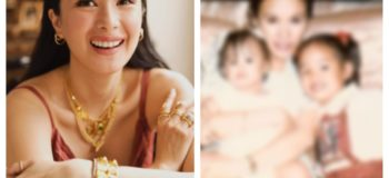 LOOK: Heart Evangelista Throwback Photo with her Mom Gathers Attention from the Netizens