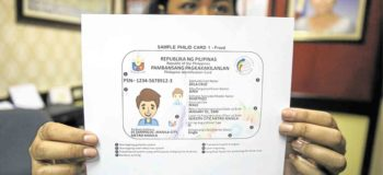 DILG: Pre-Registration for National ID System In the Philippines Starts in October