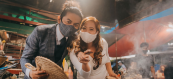 VIRAL WEDDING: Isaw And Tokneneng, The New Normal Wedding