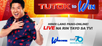 Watch & Win Prizes: Tutok to Win sa Wowowin October 28, 2020