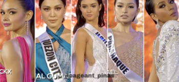 Netizens TOP 5 Winners of Miss Universe Philippines 2020 Went Viral Online