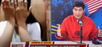"Raffy Tulfo full of Rage to Michelle Lhor Bana-ag ""You're Lying"""