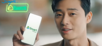 PH telco Smart's newest Brand Ambassador is Park Seo-Joon