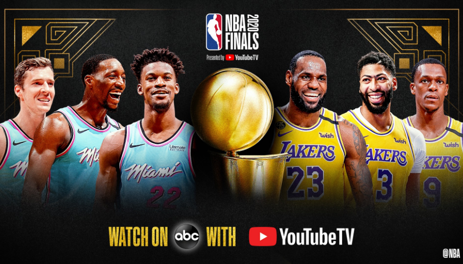 LIVE NOW: Los Angeles Lakers vs. Miami Heat Game 1 NBA ...