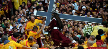 Announcement: No Traslacion of Black Nazarene on January 2021, Long Novenas Continue