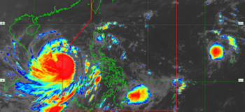 WEATHER UPDATE: Quinta Moves West PH Sea While New LPA Enters PAR
