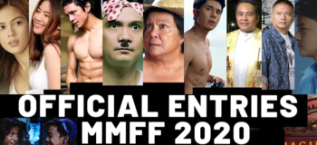 Full Lists: Official entries for the 2020 MMFF Released