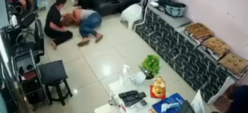 Video Footage: Beating a PWD / LGBT Inside The Salon, Went Viral Online