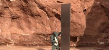 Mysterious Metal Monolith Found in Utah Explained