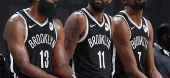 Kyrie Irving is finally back first practice Today on Brooklyn Nets Team