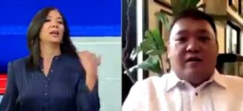 Viral: Pinky Webb 'Hair Flip' While on Interview with Harry Roque