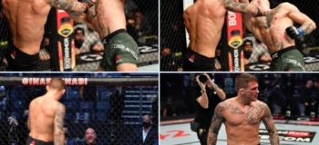 Full Video: Dustin Poirier TKO'S Conor McGregor in Round 2