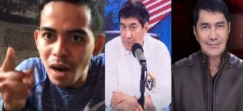 Billy Jack Sanchez on RAGE to Tulfo Brothers 'Erwin and Raffy Tulfo'