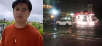 VIRAL: Jerome Ponce UNGRATEFUL Attitude to Person Helped Him on Car Accident