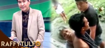 Raffy Tulfo in Action: Atty. Freddie Villamor Gives Update on Sonia at Frank Gregorio Deaths