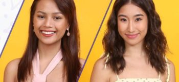 Ella Cayabyab and Amanda Zamora are nominees for eviction in #PBB10thNomination