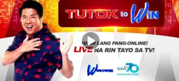 Tutok to Win on Wowowin February 26, 2021 (LIVE)
