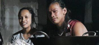Chai Lemita-Evangelista and Ariel Evangelista were found dead at a funeral home in Nasugbu, Batangas