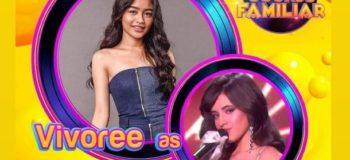Vivoree as Camila Cabello on Your Face Sounds Familiar (March 7, 2021)
