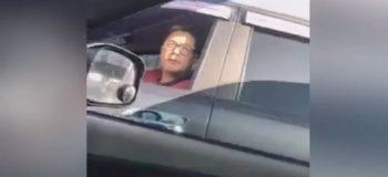 """Pulis Ako, Babarilin Kita!"" A policeman threatened driver Ian Nunez"