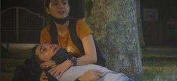 Jai (Maris Racal) & Jericho (Cris Villanueva) on Father's Day Special of MMK
