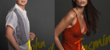 Jasmine Curtis And John Lloyd Cruz are now at Maja's Crown Management