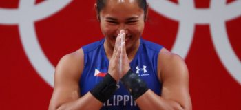 How Much Money Received by Olympic gold medalist Hidilyn Diaz?