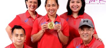 Full Video: MMK Features first-ever Filipino Olympic Gold Medalist, Hidilyn Diaz Story