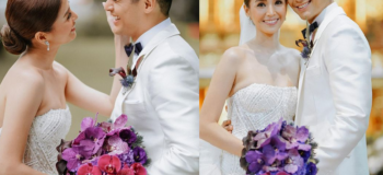 Church Wedding of couple JC De Vera and Rikkah Cruz  Goes Viral