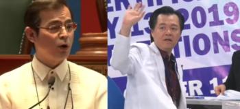 Confirmed: Isko Moreno for President, Dr. Willie Ong for Vice President